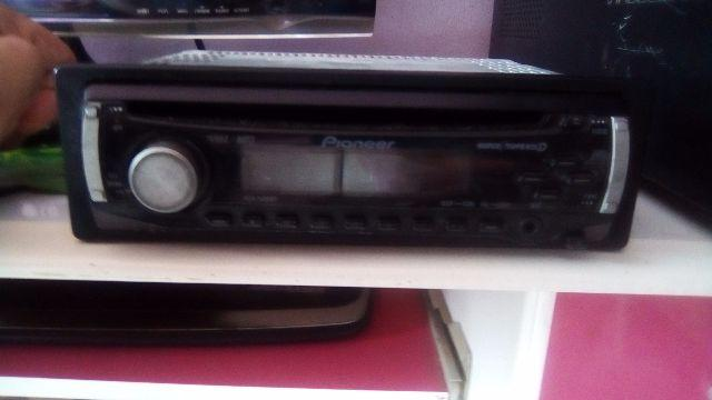 Cd Pioneer Deh-1900mp Receiver With Mp3/wma Playback usado
