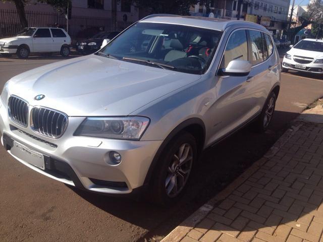 BMW X3 XDrive 2.0 Flex completa 2014 - Foto 6