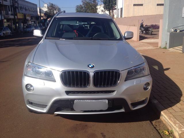 BMW X3 XDrive 2.0 Flex completa 2014 - Foto 5