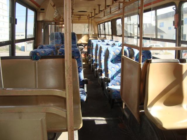 Ônibus Circular 1992 motor mercedes 1525 - Foto 5