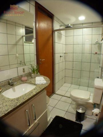 Apartamento residencial à venda, meireles, fortaleza. 3 dormitórios, condomínio com 2 vaga - Foto 16