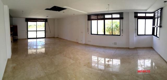 CA0611 Village Del Mare, Casa em condomínio nas dunas, 4 suítes, 3 vagas, bairro de Lourde - Foto 3