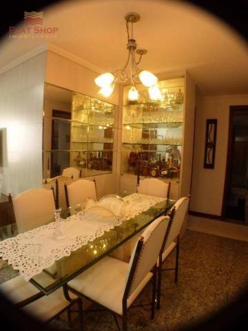 Apartamento residencial à venda, meireles, fortaleza. 3 dormitórios, condomínio com 2 vaga - Foto 7