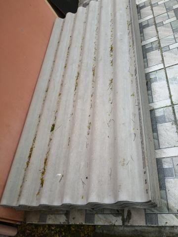24 telhas brasilit 6mm - novo Hamburgo