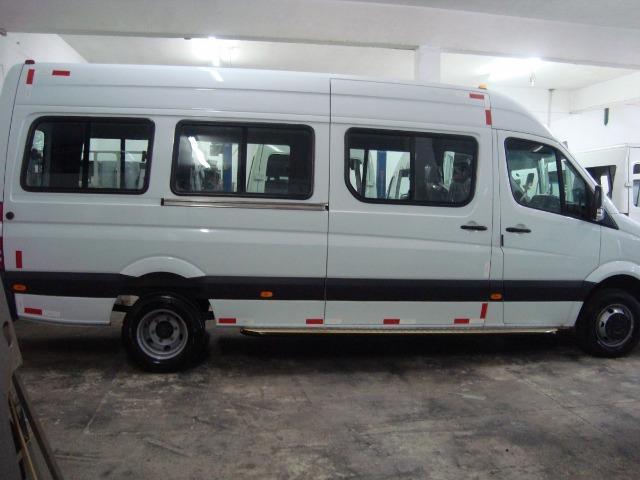 Mercedes-Benz Sprinter Van 2.2 Cdi 515 Teto Alto 5p - Foto 5