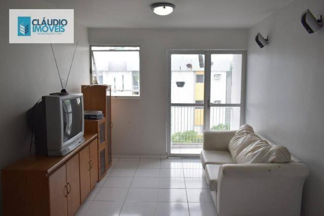 Apartamento residencial à venda com  3 quartos, Pajuçara, Maceió.
