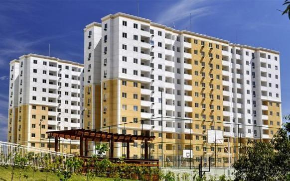 Passo Direitos de apartamento no condominio Viver Serra