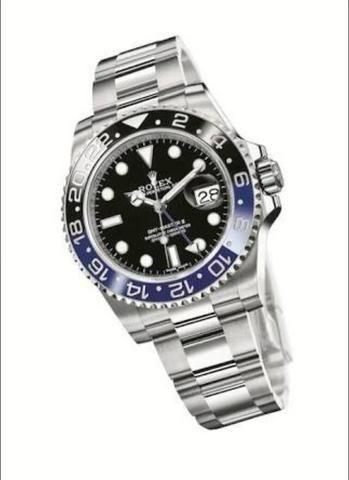 469272dadb9 Rolex gmt master ii - Bijouterias