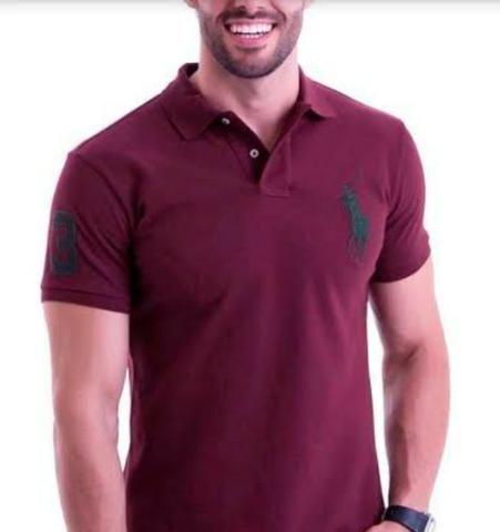 Camisa Polo Ralph Lauren 568ddda2659