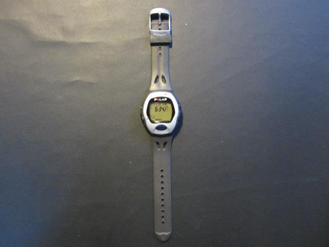 39f52567af5 Relógio Monitor Cardíaco Polar modelo M22 com todos acessórios ...