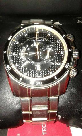 7b18a2dc77c Relógio technos ( original ) com nota fiscal e caixa original ...
