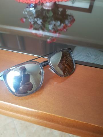 6f2ed688b7d Óculos de sol Empório Armani Prata - Bijouterias