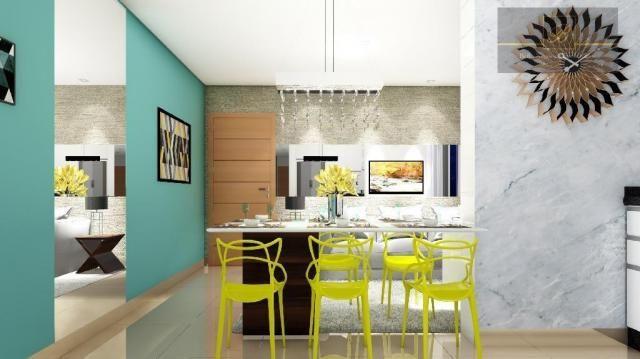 Apartamento com 1 dormitório à venda, 58 m² por R$ 289.425 - Santo Antônio - Joinville/SC - Foto 11
