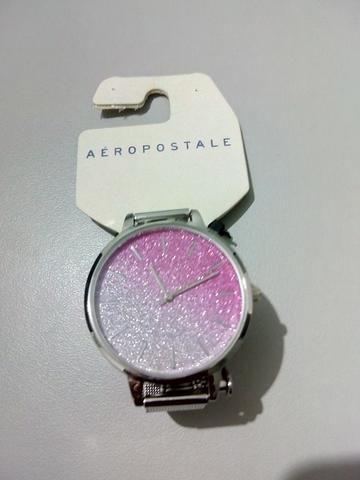 9365a4ed97f Relógio Aéropostale feminino original importado direto da loja. Lindo!