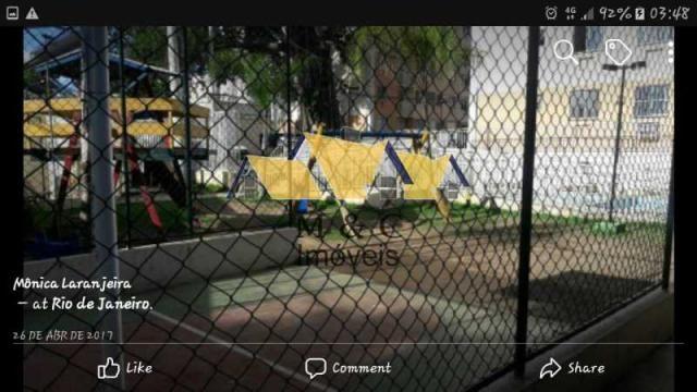 Apartamento à venda com 2 dormitórios em Rocha miranda, Rio de janeiro cod:MCAP20267 - Foto 12