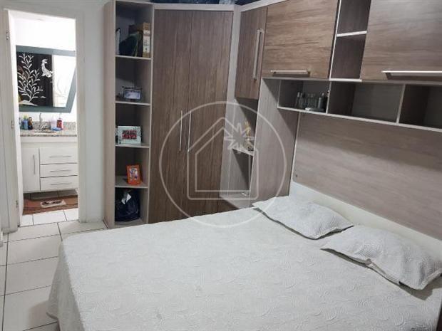 Apartamento à venda com 2 dormitórios em Cascadura, Rio de janeiro cod:855004 - Foto 4