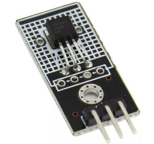 COD-AM258 Módulo Linear LM35Lm35d Sensor De Temperatura Digital Corrente contínua 4V-30 - Foto 2