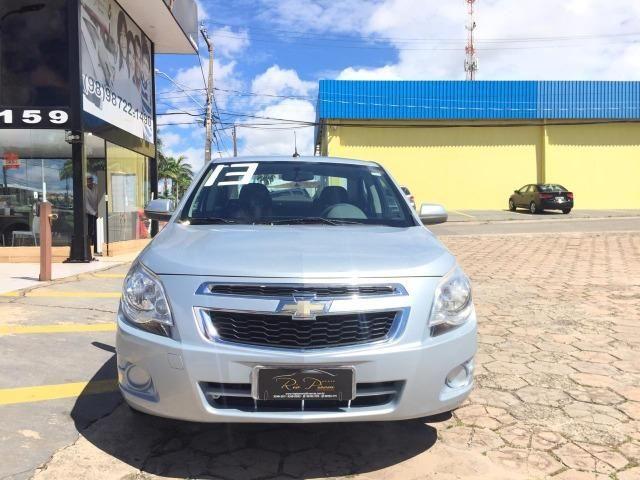 Gm - Chevrolet Cobalt LT - Automático 1.8 - Troco e Financio - Foto 2