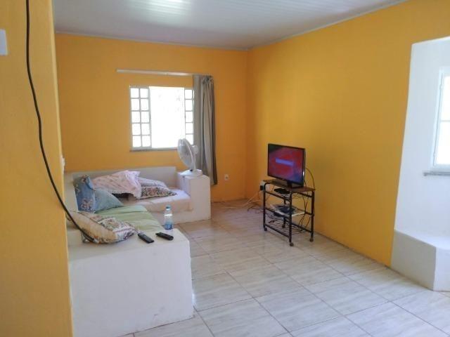 Caetano Imóveis - Casa na beira do Rio Faraó (c/ poço privado pra banho e casa mobiliada!) - Foto 4