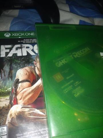 Far Cry 3 + Ghost Recon