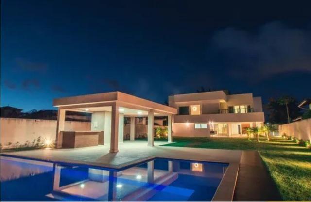 Casa 4 Suíte de Alto Luxo Cond Costa Verde