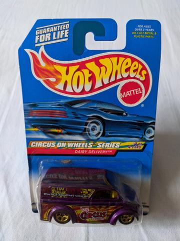 Hot Wheels dairy delivery - Foto 2
