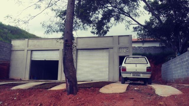 Salão Comercial com projeto aprovado em terreno de 922m² Próximo ao B. Maracanã em Jarinu
