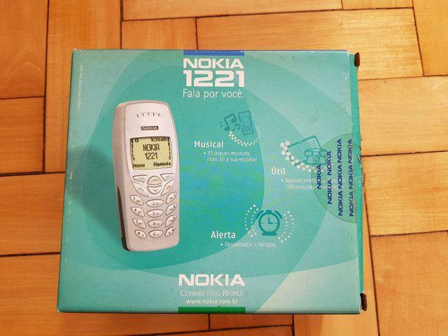Celular Nokia 1221 (Leia o Anúncio) - Foto 2