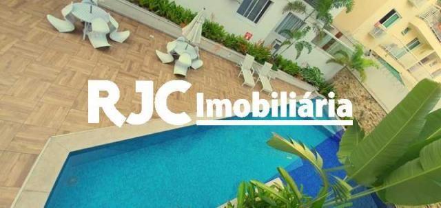 Apartamento à venda com 3 dormitórios em Vila isabel, Rio de janeiro cod:MBAP32983 - Foto 14