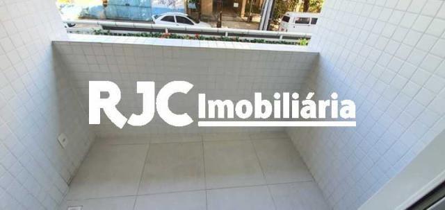 Apartamento à venda com 3 dormitórios em Vila isabel, Rio de janeiro cod:MBAP32983 - Foto 3