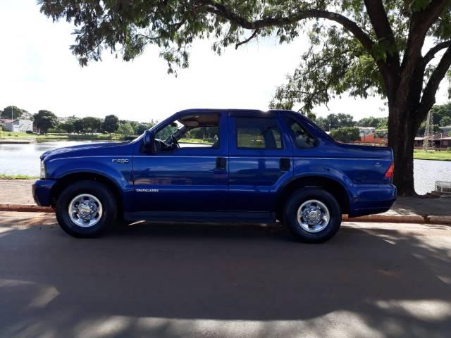 Ford f 250 cabine dupla ano 2000