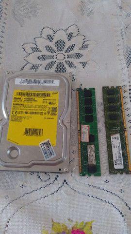 HD de 500 de memória