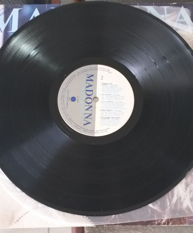 Lp vinil Madonna True Blue  - Foto 4