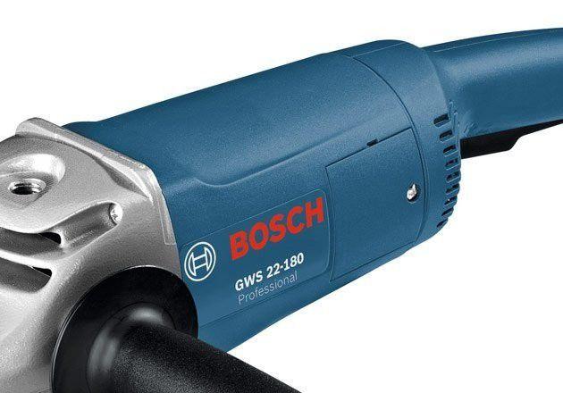 Esmerilhadeira 7 Gws 22-180 220V Bosch - Foto 2
