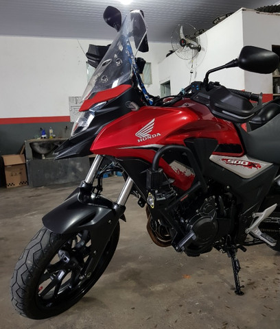 CB 500X - 2018 - ABS - Novíssima - Foto 9