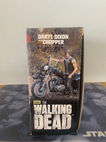 The Walking Dead - Daryl com moto - Foto 2