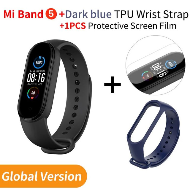MI BAND 05 XIAOMI SMARTWATCH - Foto 2