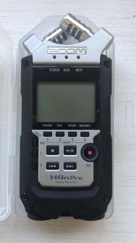 Gravador Digital Zoom H4npro