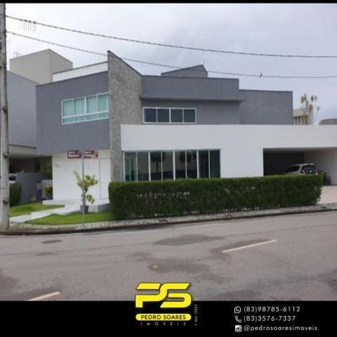 Casa com 6 dormitórios à venda, 416 m² por R$ 1.850.000 - Intermares - Cabedelo/PB - Foto 3