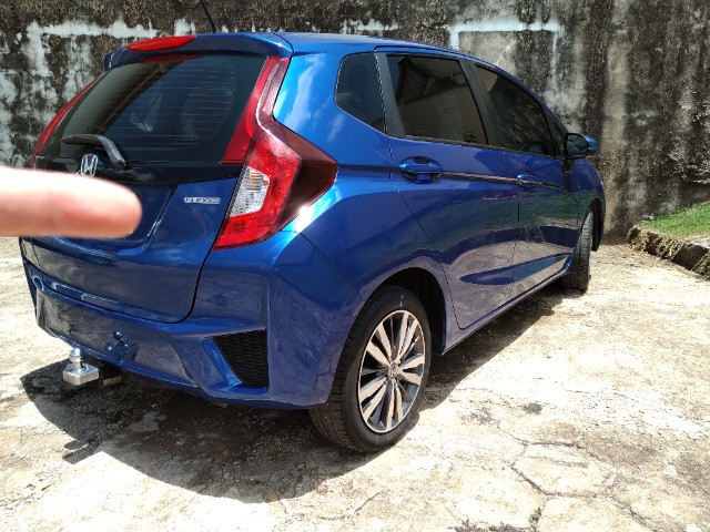 Honda Fit Exl 2015 Automático - Foto 2