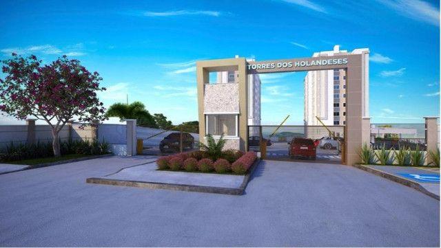 Condomínio, torre dos holandeses, construção mrv, apartamentos com 2 quartos. - Foto 4