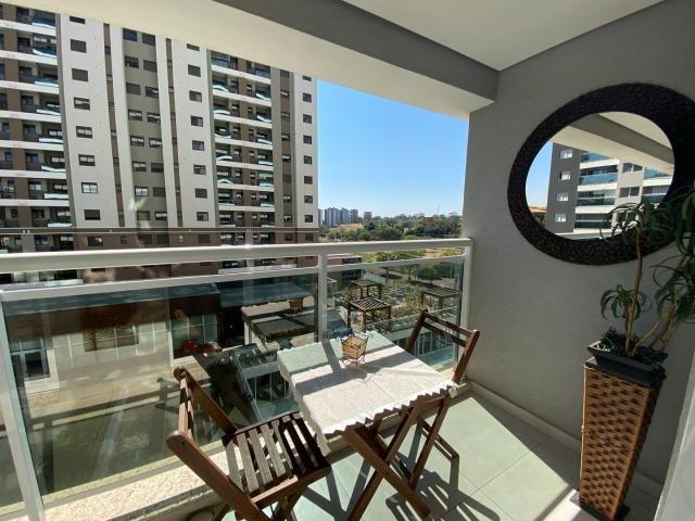 Studio com 1 dormitório para alugar, 33 m² por R$ 1.950,00/mês - Jardim Tarraf II - São Jo