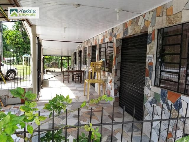 Casa-Alvenaria-para-Venda-em-Porto-de-Cima-Morretes-PR - Foto 5