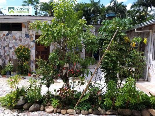 Casa-Alvenaria-para-Venda-em-Porto-de-Cima-Morretes-PR - Foto 9