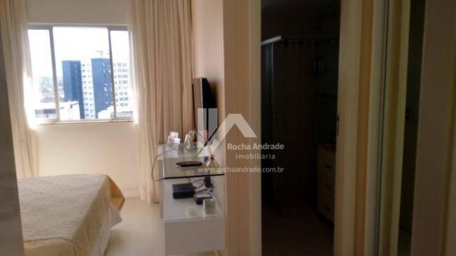 Apartamento com 4 dormitórios à venda, 140 m² por R$ 600.000 - Caminho das Árvores - Salva - Foto 5