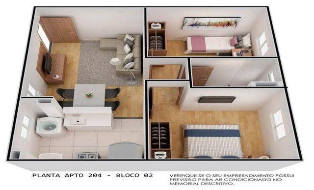 11- Apartamento de 2 dormitórios, Cidade de Berlim