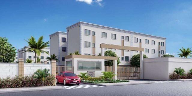 Parque Flora - Apartamento de 2 quartos em Feira de Santana, BA - ID3498 - Foto 8