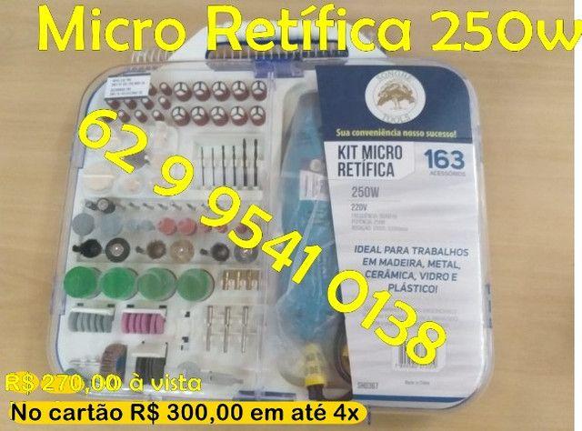 Micro Retífica - Foto 2