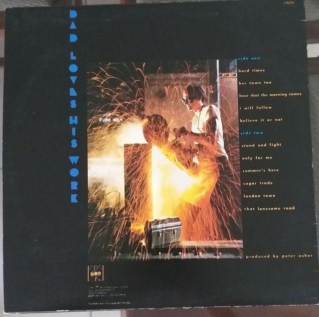 LP Vinil James Taylor 1981 - Foto 2