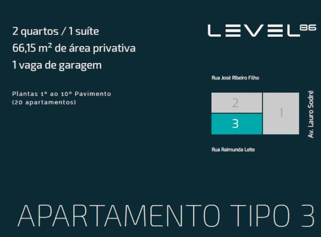 Lançamento - Condomínio Residencial ?Level 86? - Foto 17